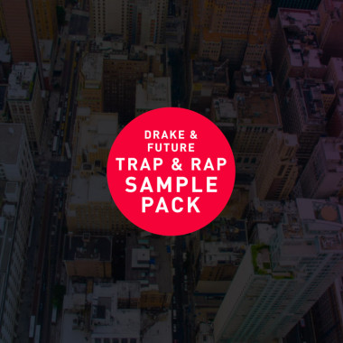 trap sample pack artwork drake ovo sound future