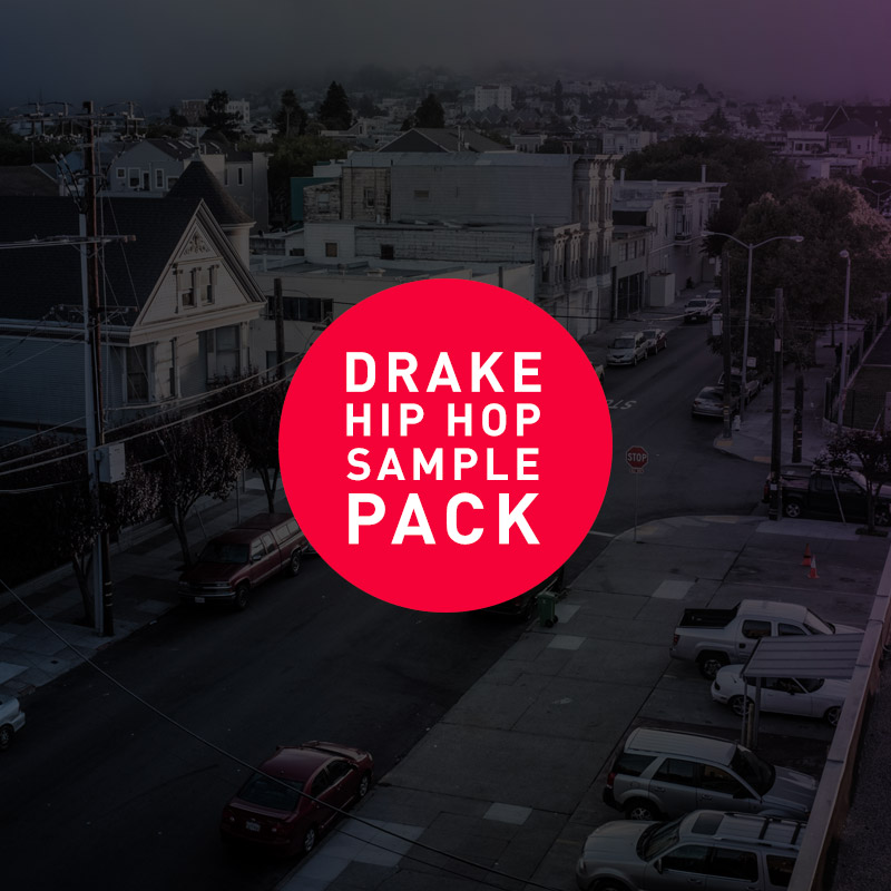 Free Rap Sample Pack – Drake Trap, Hip Hop Samples