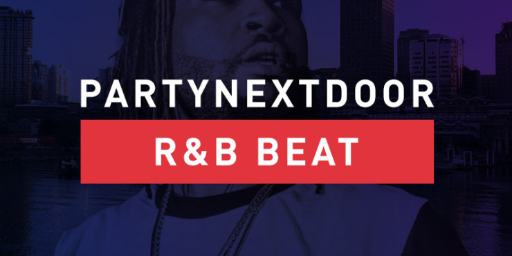 partynextdoor r&b instrumentals type beat cover