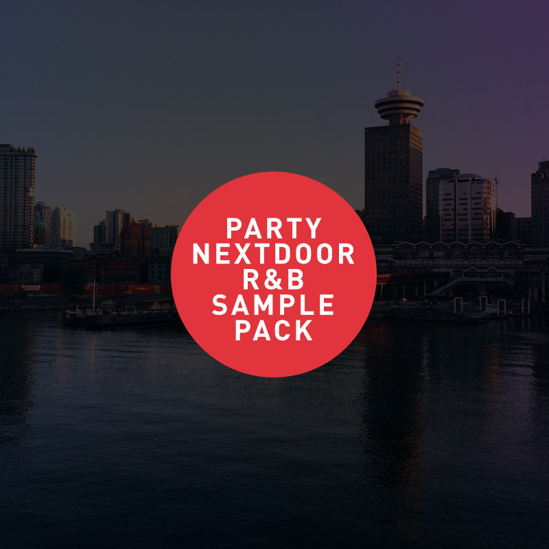 Free R&B Sample Pack for PartyNextDoor Instrumental