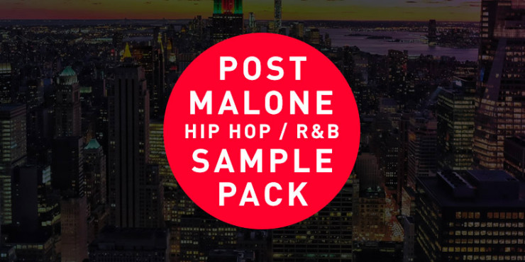 Free R&B and Hip Hop Samples - Post Malone X Drake
