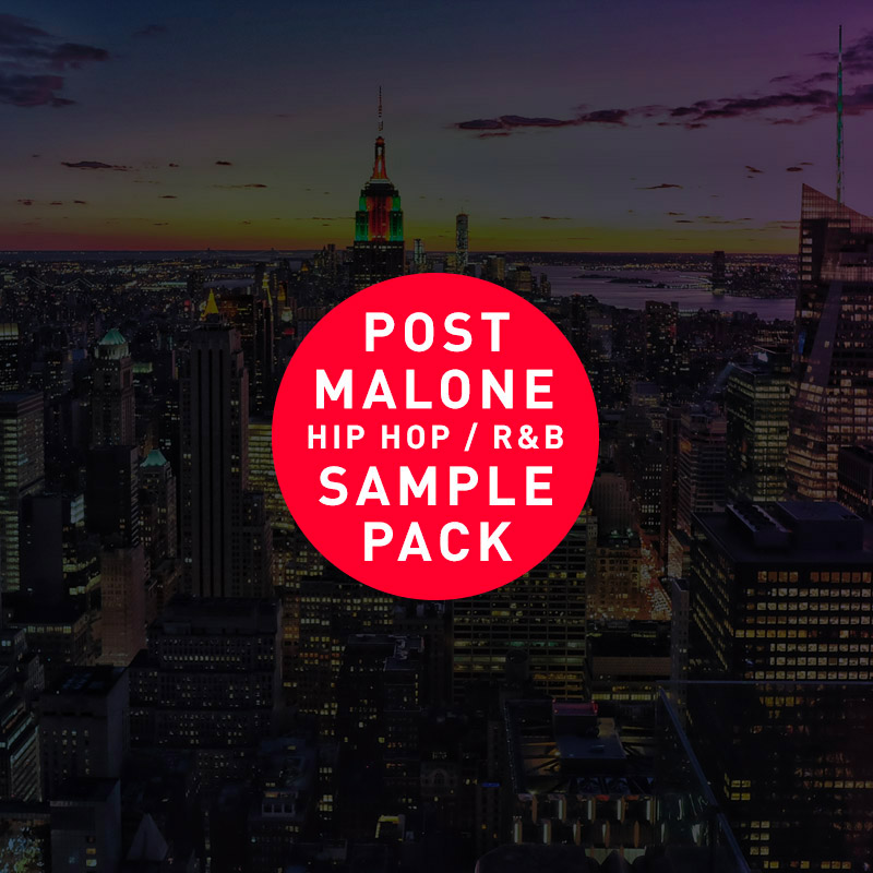 Free R&B / Hip Hop Samples Pack – Post Malone X Drake Samples
