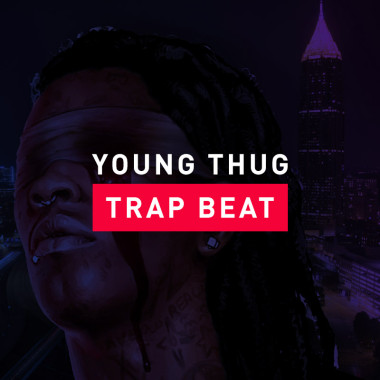 young thug trap beats artwork
