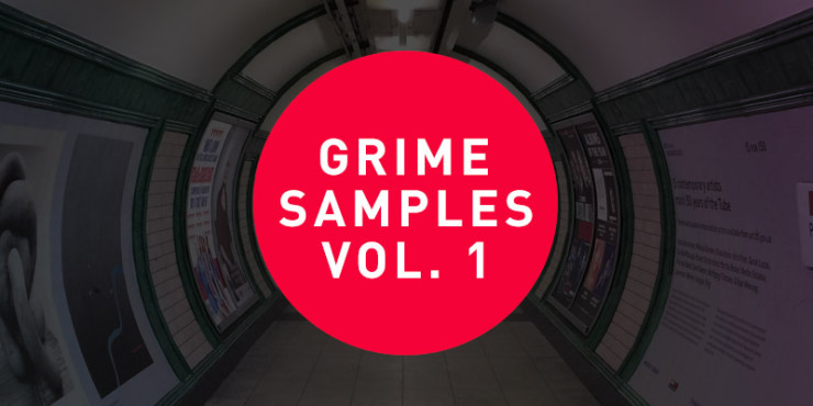 grime sample packs album artwork