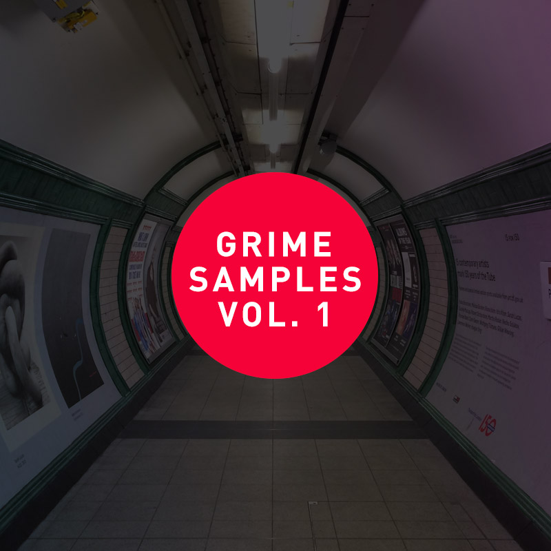 Free Grime Sample Packs Vol. 1