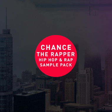 chance the rapper coloring book rap & hip hop sample pack