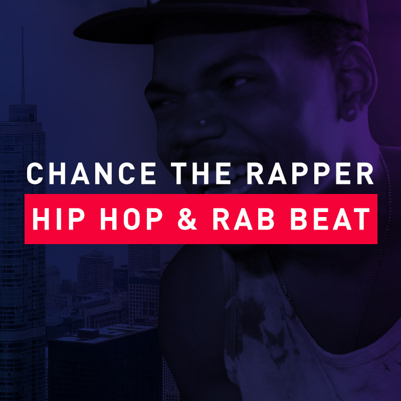 Chance the Rapper Style Hip Hop & Rap Beats Instrumental