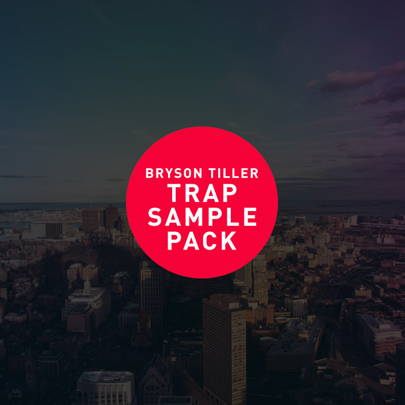 25 Free Trap Samples Pack – Bryson Tiller Trap Samples