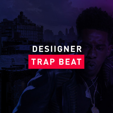 desiigner free trap beats and instrumentals artwork