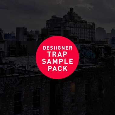Free trap sample pack desiigner artwork