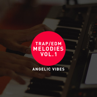 free trap melodies sample pack artwork