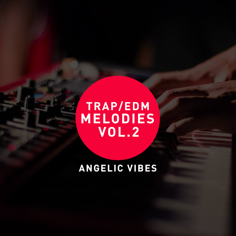 50 Free Trap Melodies & Electronic Melody Loops Vol.2