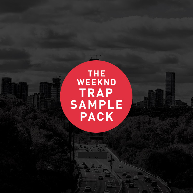 Free Weeknd Trap Sample Pack