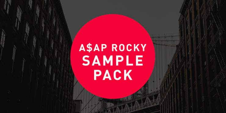 A$AP Rocky Sample Pack