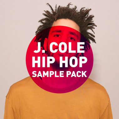 Free J. Cole Hip Hop Sample Pack Artwork