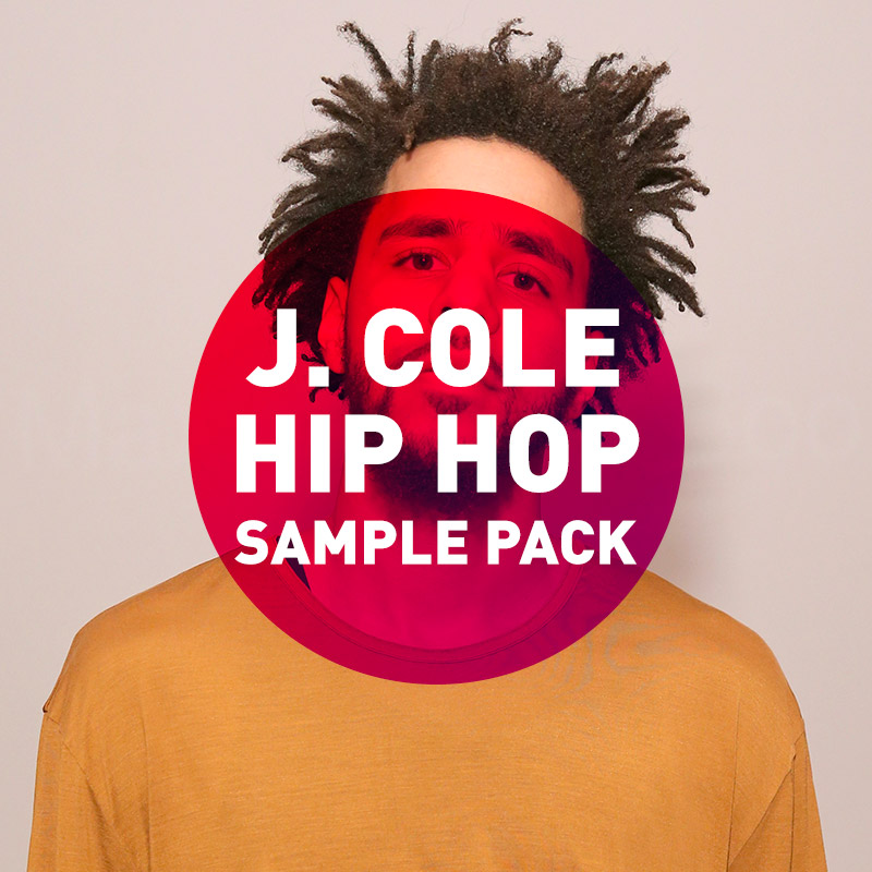 FREE J  Cole Hip Hop Sample Pack including loops, pianos and drums