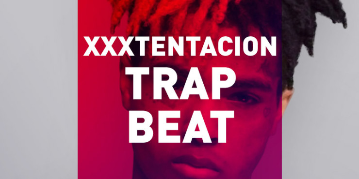 xxxtentacion type beat artwork