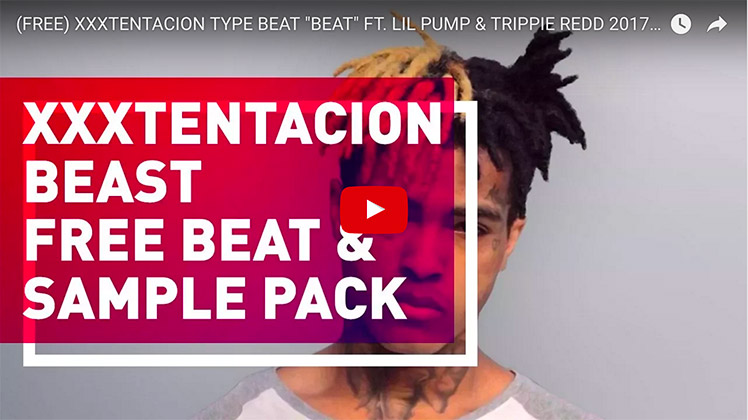 Free XXXTentacion Sample Pack - Download 50 free Trap samples