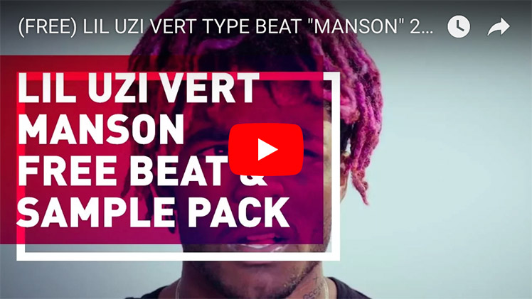 Free Lil Uzi Vert Sample Pack – 30+ Free Trap Sample Packs