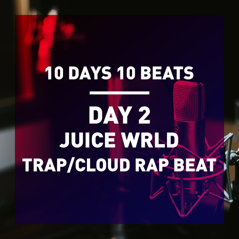 Splice Discount Code 2 Months Free – Day 2 Juice WRLD type Trap Beat