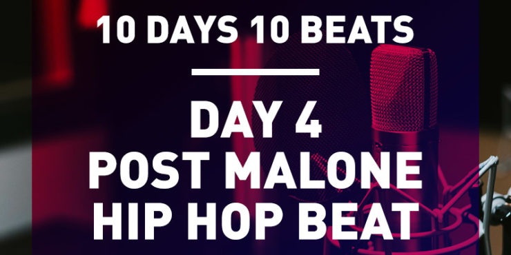 splice coupon code post malone hip hop beat