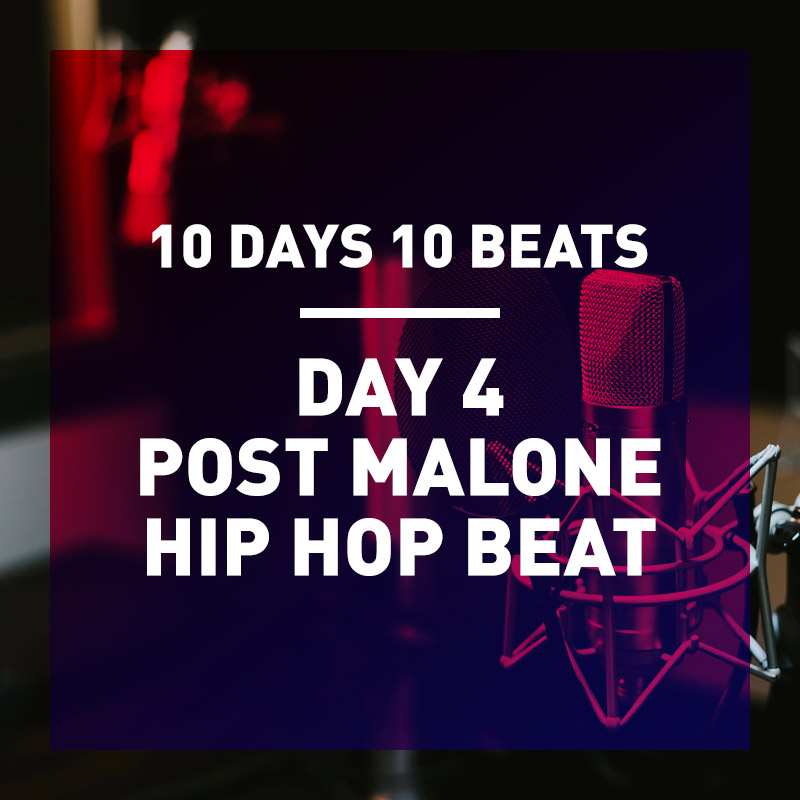 Splice Coupon Code Get 2 Months Off – Day 4 Post Malone Free Hip Hop Beat