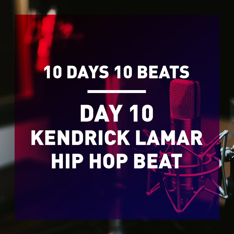 1 Months Free Splice Sounds Coupon Codes 2021 – Day 10 Hip Hop Beat Kendrick Lamar