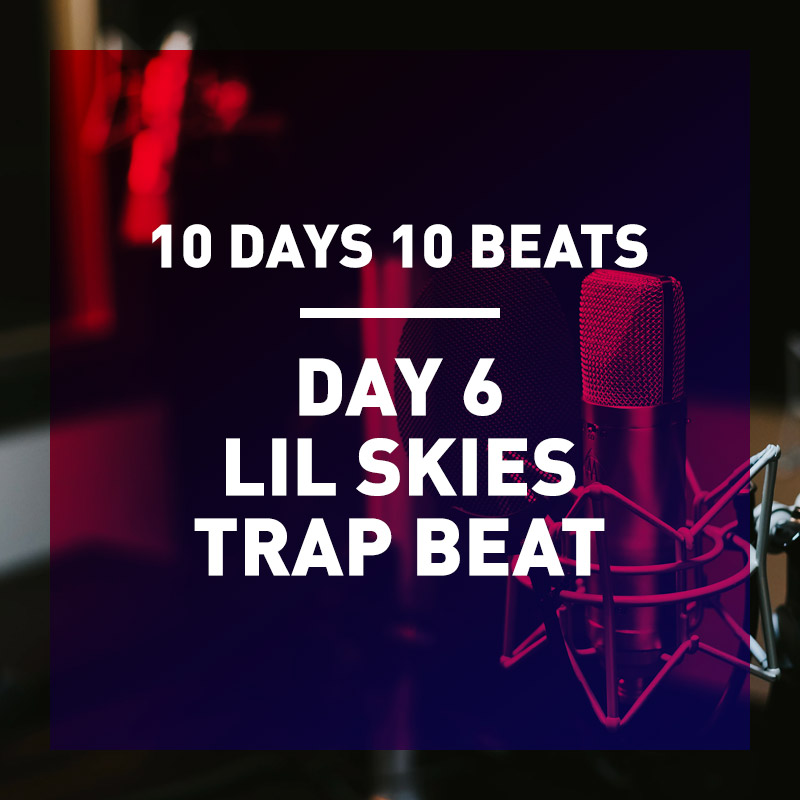 Get 2 Months Free of Splice Sounds Promo Code – Day 6 Lil Skies Free Trap Beat