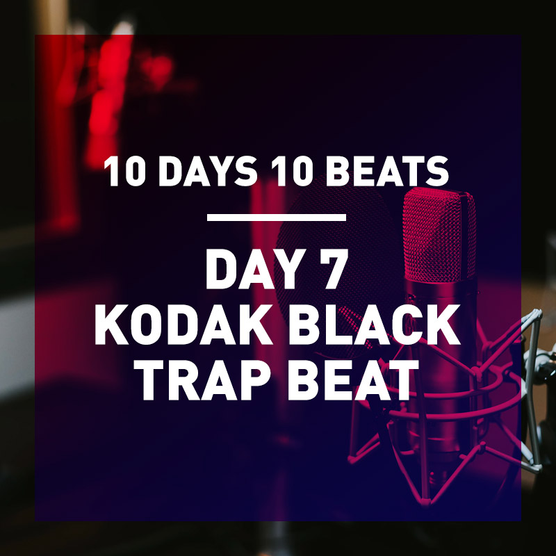 Splice Sounds Coupon Code 2 Months Free – Day 7 Kodak Black Free Trap Beat