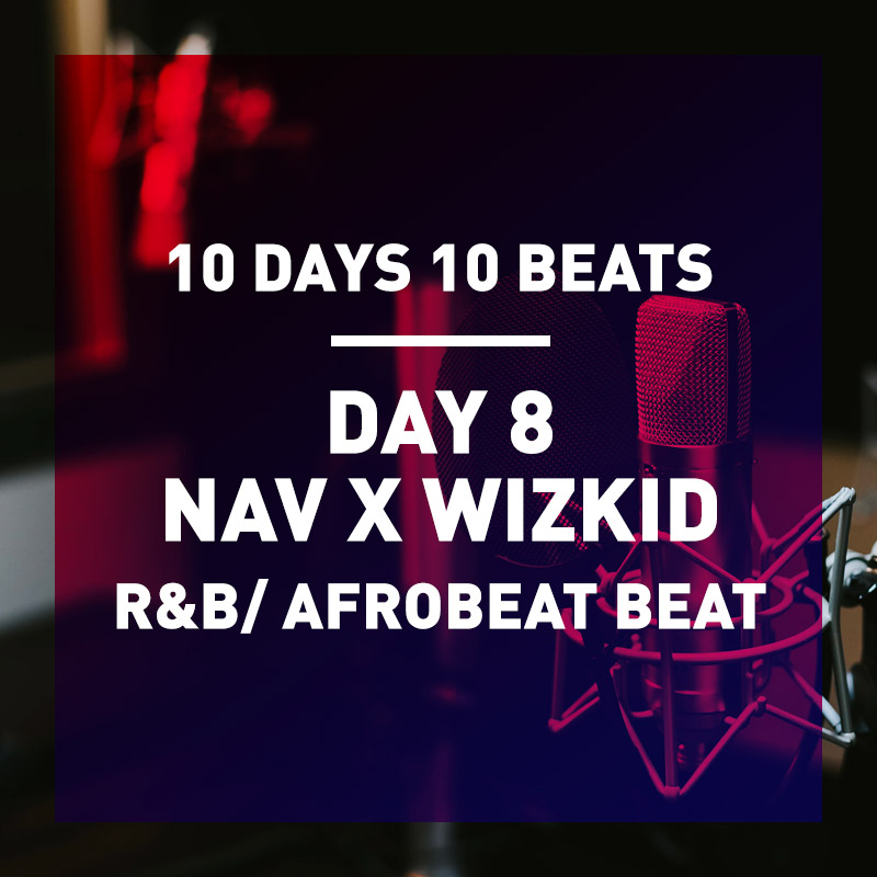 Splice Sounds Discount Code 2 Months Free – Day 8 Free NAV X Wiz Kid Afrobeat Type Beat