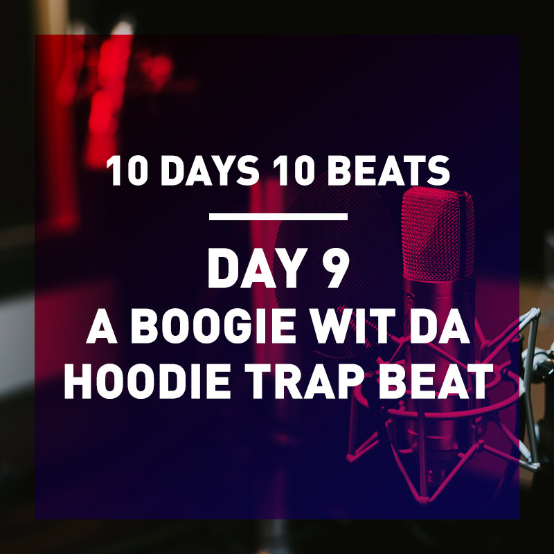 Splice Sounds Promo Codes Free for 1 Month 2021 – Day 9 A Boogie with da Hoodie Free Trap Beat