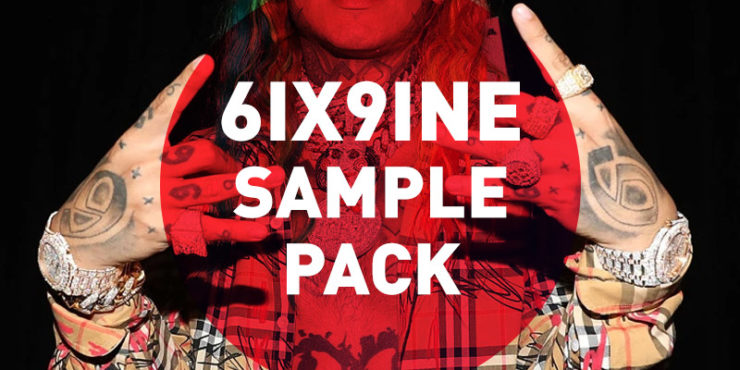 free 6ix9ine sample pack