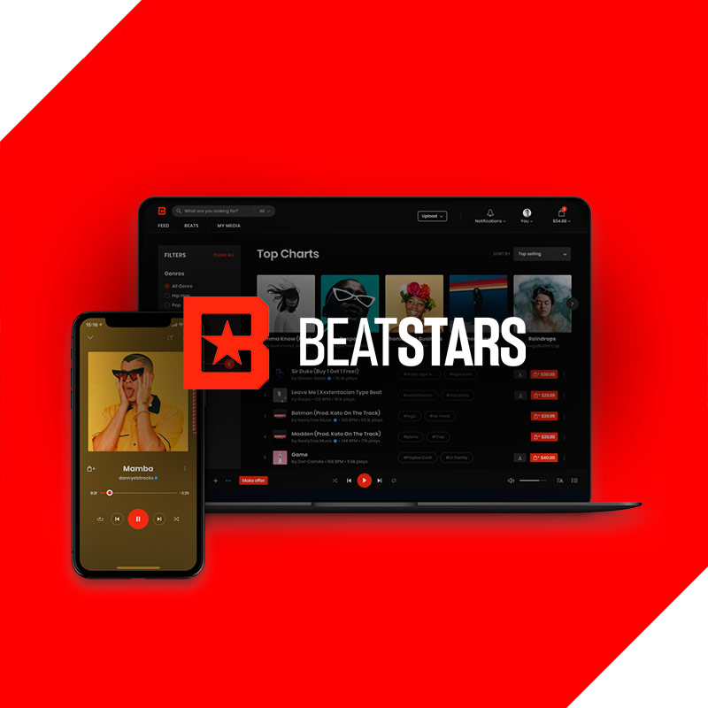 Beatstars Promo Code – Free Pro Account for 1 Month
