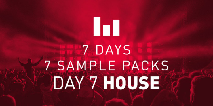 free house sample pack artwork